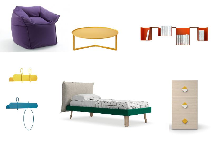 mobili e complementi moderni