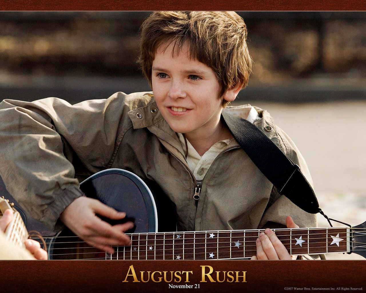 reaction about the movie august rush Hello again guys, here you will post your reaction to the movie august rush how does this movie relate to our unit did you enjoy it why what did you like the most.