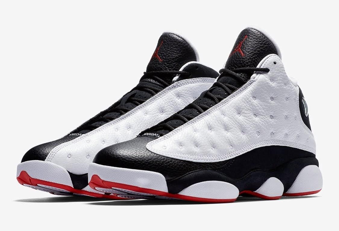 "new style 8ce6a 0fac8 Air Jordan 13 ""He Got Game"" Restock!   THESOLEGOD"