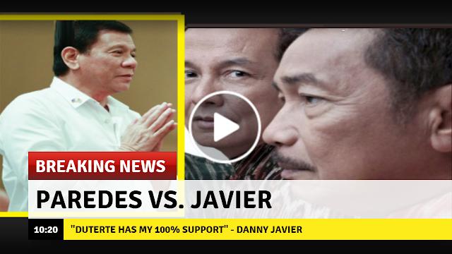 """""""Ikalawang buhay ko na'to kaya gamitin ko sa tama, Duterte has my 100% support"""" - Danny Javier"""