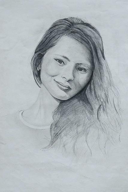 Drawing Portrait
