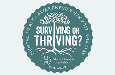 Surviving or Thriving Mental Health Awareness Week