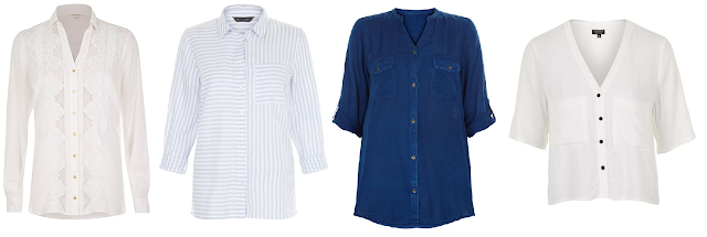 spring essentials - the shirt.