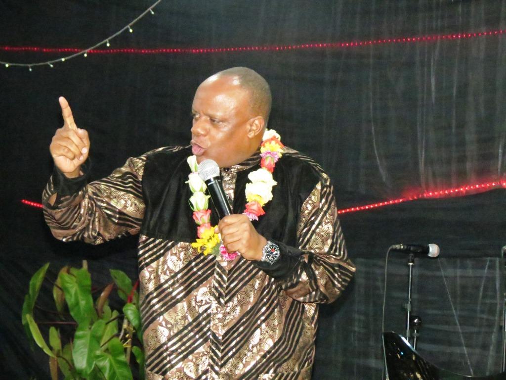 Apostle Alexander Chisango: