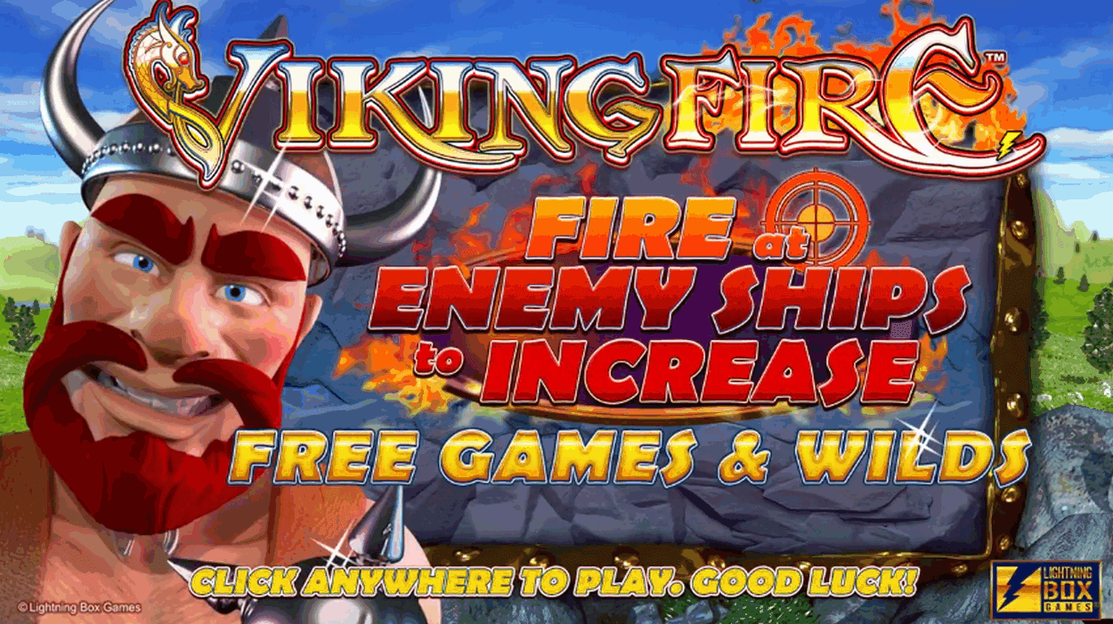 Betsson Launches Exclusive Viking Fire Slot