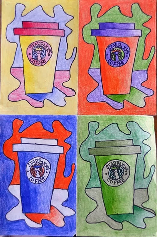 Artisan Des Arts Pop Art Grade 7
