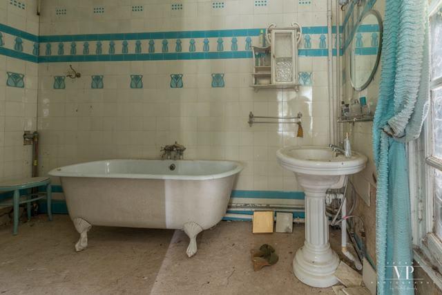 casa abandonada en Francia