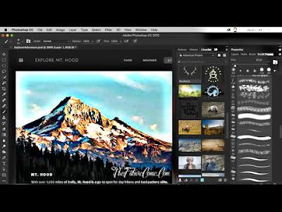 1- Adobe Photoshop CC