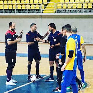 Futsal: ΑΜΕΚ Καψάλου 2-3 ΑΠΟΕΛ