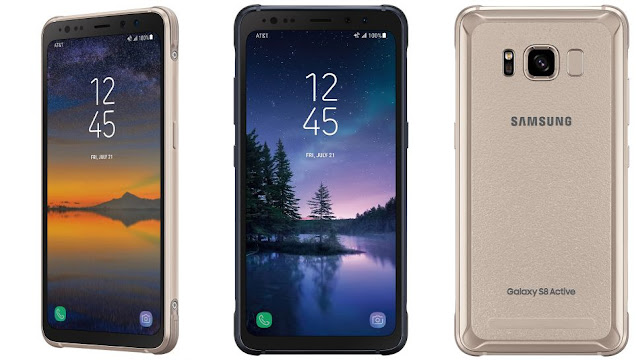 Samsung s8 active support 5g