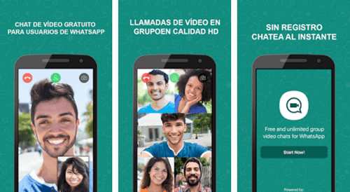 Videollamadas gratis con Booyah Video Chat for WhatsApp