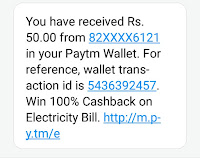 Socialsear-web-points-paytm-cash-proof-trickspur