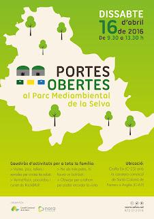 http://www.selva.cat/mediambient/activitats/15-noticies/77-jornada-de-portes-obertes-al-parc-mediambiental-de-la-selva-dissabte-16-d-abril