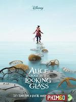 Alice ở xứ sở diệu kỳ 2: Alice nhìn qua gương soi