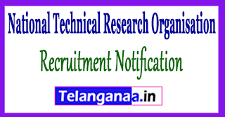 NTRO National Technical Research Organisation Recruitment Notification 2017