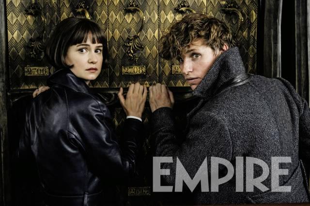 Fantastic Beasts 2018 Comic The Crimes of Grindelwald Hot Poster K-349