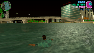 GTA Vice City Swimming Mod