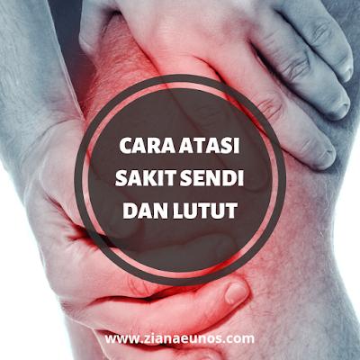 Cara Atasi Sakit Sendi Dan Lutut Dengan Shaklee