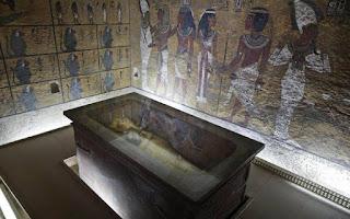 Απογοητευτικό τέλος στο μυστήριο με τον τάφο του Τουταγχαμών