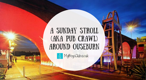 A Sunday Stroll (aka Pub Crawl) around Ouseburn (Newcastle)
