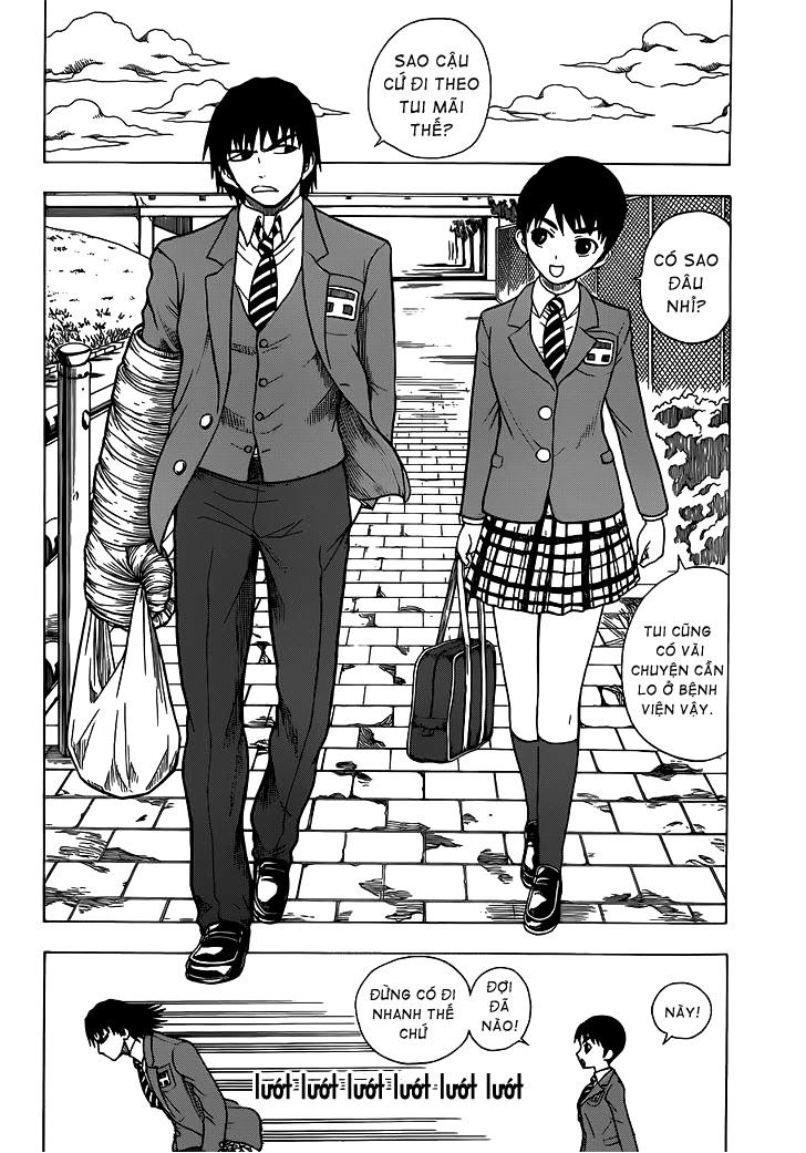 Takamagahara chap 6 trang 3