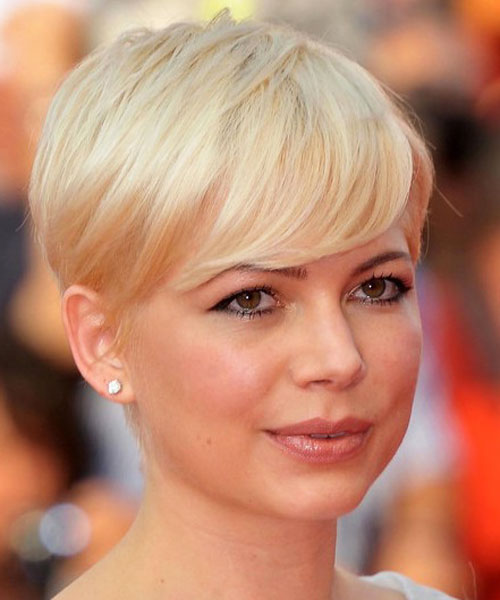 Hair Today Celebrity Short Style Michelle Williams