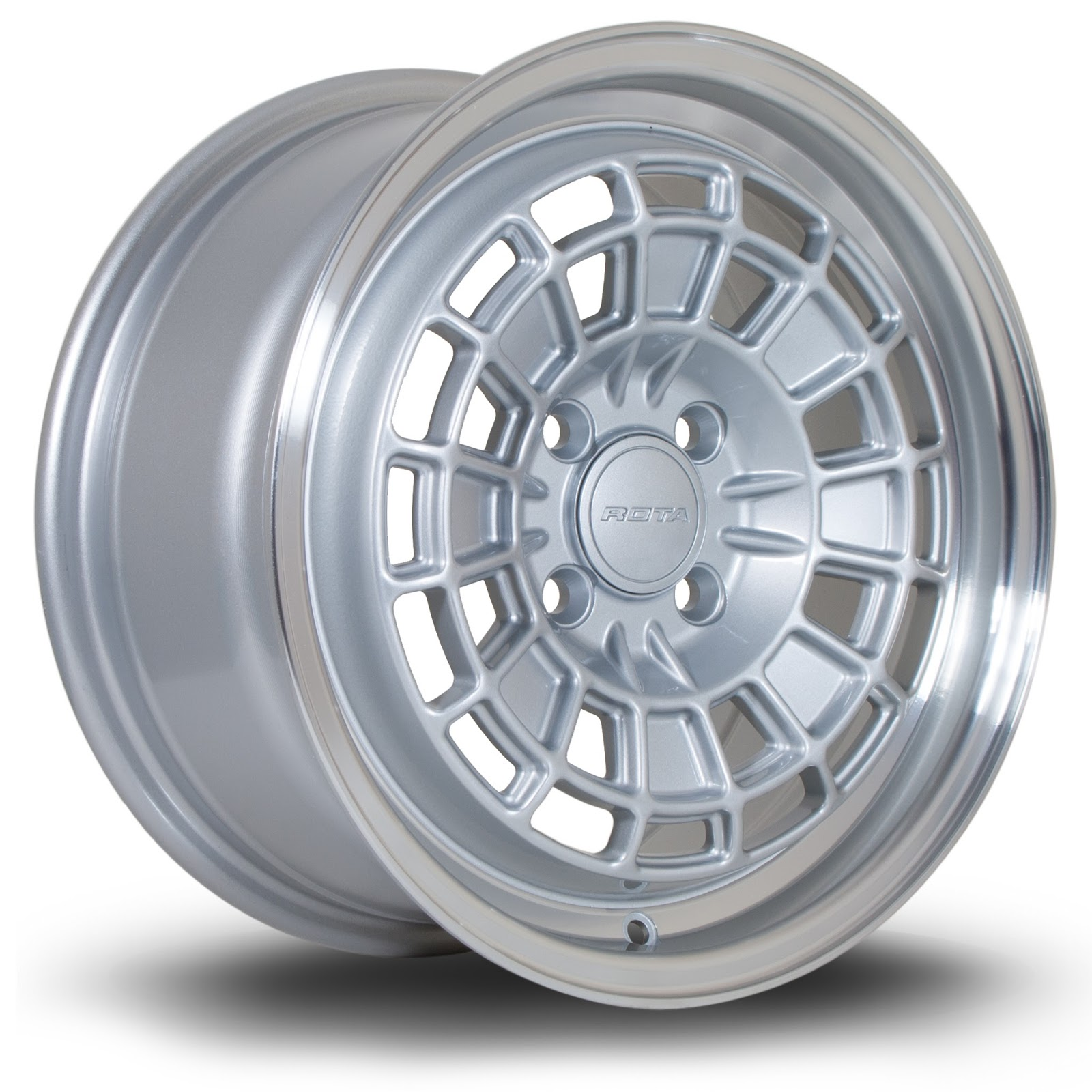 Another retro wheel design recreated freshly imported to the european market rota hb10 alloy wheels 15x7 et40 in 4x100 pcd all prices includes