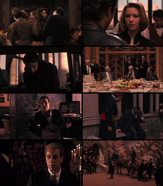 The Godfather Part III (1990) Dual Audio Hindi 480p BluRay