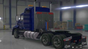 Mack Pinnacle v 2.5 truck mod