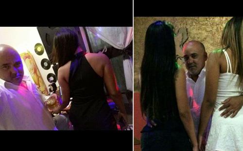 Bahia  Dono de casa de prostituição é preso após denúncias contra outdoor   ele também usava memes na divulgação 32dd4424c5064