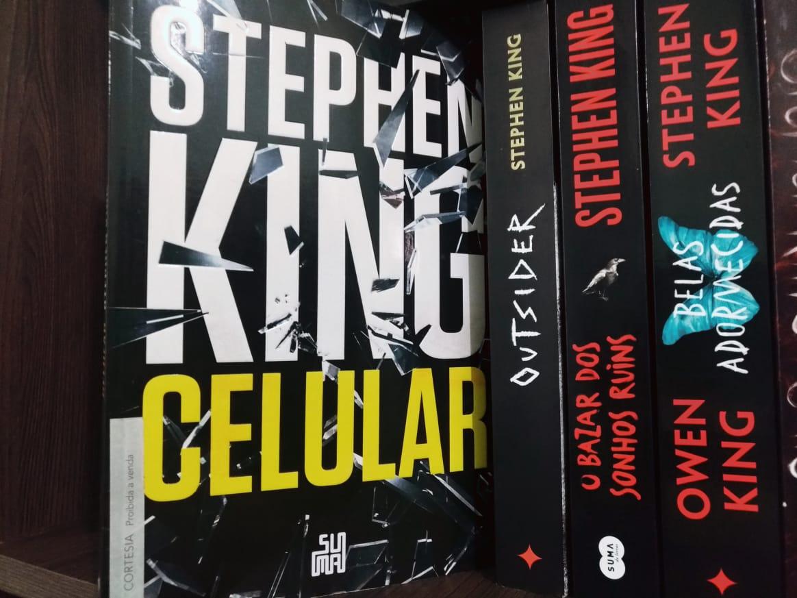 CELULAR - STEPHEN KING