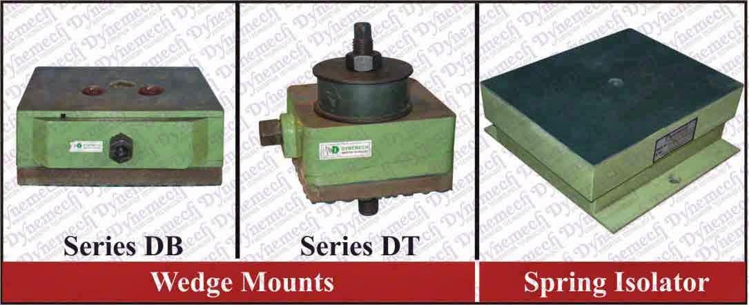 Dynemech Systems Vibration Control Dynemech Vibration