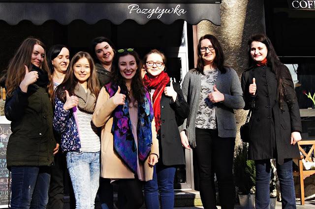uczestniczki spotkania blogerek