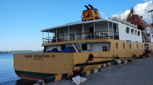 TNTBR Dan UPP III Selayar, Tindak Lanjuti Adanya Kapal Buang Sampah Ke Laut