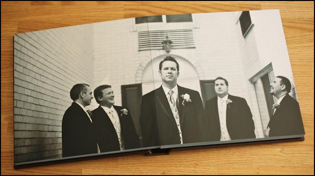 Photo Frame Wedding Guest Book
