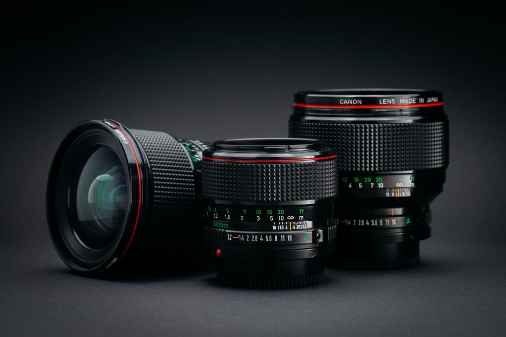 Best Canon FD lenses