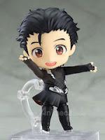 Figura Yuri Katsuki Nendoroid YURI!!! on ICE