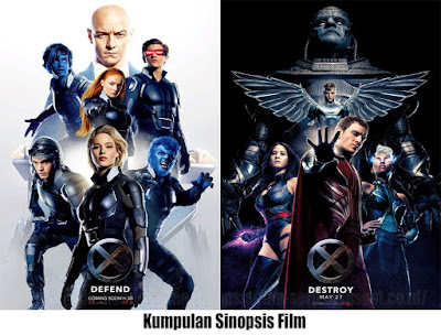 Sinopsis Film X-Men Apocalypse 2016