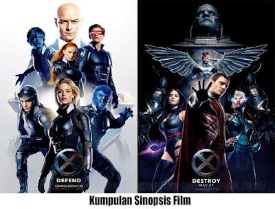 Sinopsis Film X-Men Apocalypse 2016