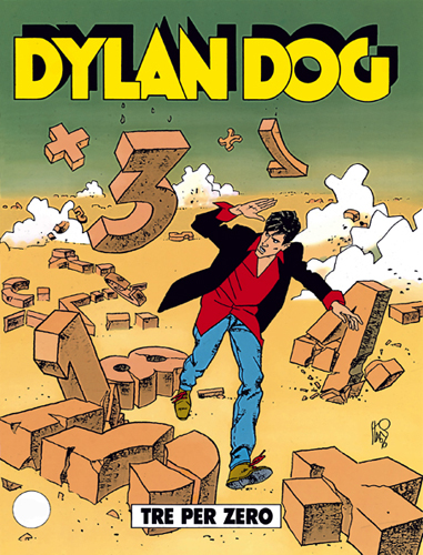 Dylan Dog (1986) 125 Page 1