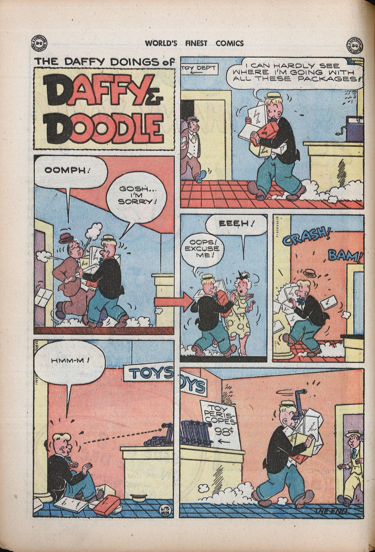 Read online World's Finest Comics comic -  Issue #32 - 52
