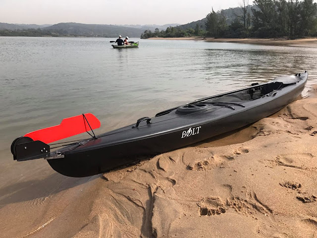 High Speed Kayak