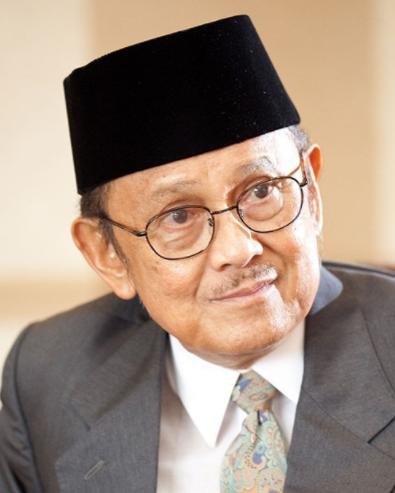 Biografi Singkat B J Habibie All About Biografi