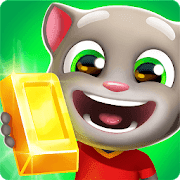 Talking Tom: Corrida do Ouro apk