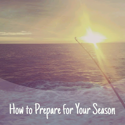 How to Prepare for your season