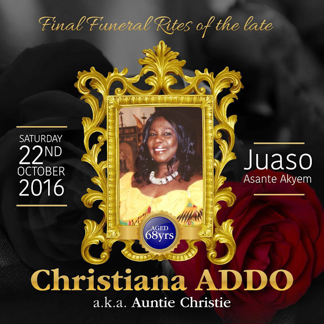 Ghana Musicians Storm Juaso For Obour's Mother Funeral