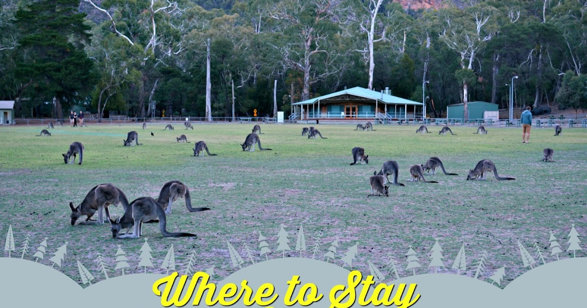 Where to Stay in the Grampians