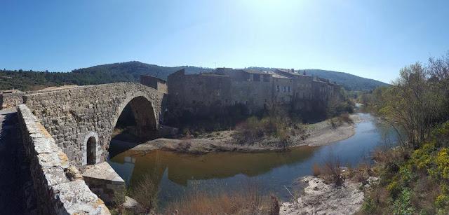 El Puente Viejo de Lagrasse