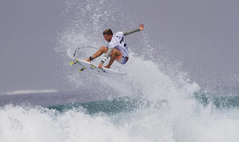 ASP Smorigo Billabong Rio Pro 2014 surf Mich Crews
