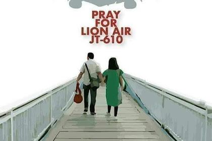 Takdir Lion Air JT 610